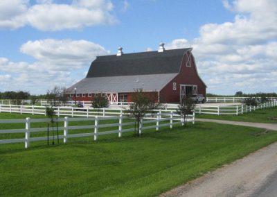 The Big Red Barn at Parker Run